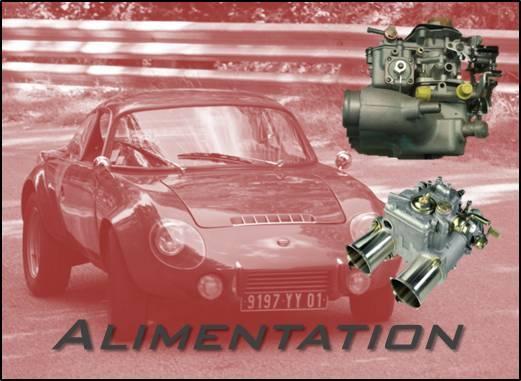 Carburateur weber solex k-tronic l-tronic