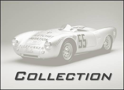 Porsche 550 moteur collection